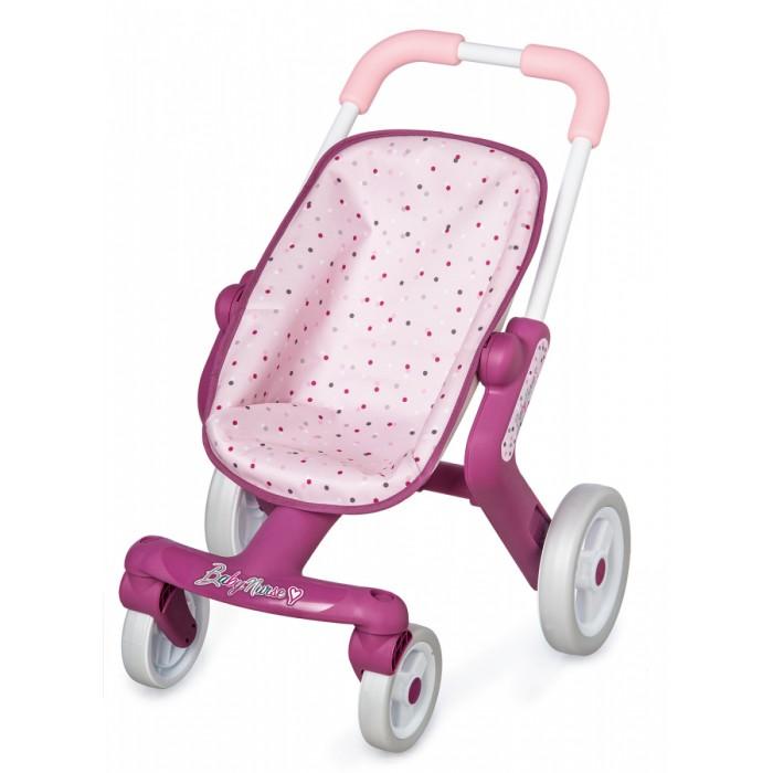 Коляски для кукол Smoby Baby Nurse прогулочная коляска для кукол smoby baby nurse прогулочная 24063
