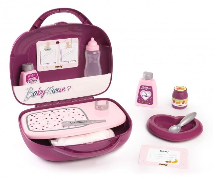Smoby Baby Nurse Набор няни в чемоданчике