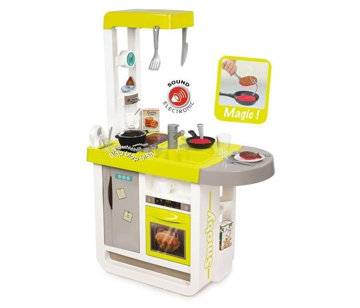Ролевые игры Smoby Электронная кухня Cherry кухня игрушечная smoby smoby детская игровая кухня cherry электронная