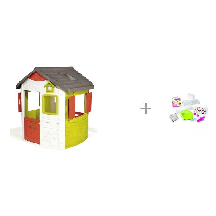 Купить Игровые домики, Smoby Игровой домик Jura Neo и Набор для приготовления шоколадных яиц Chef