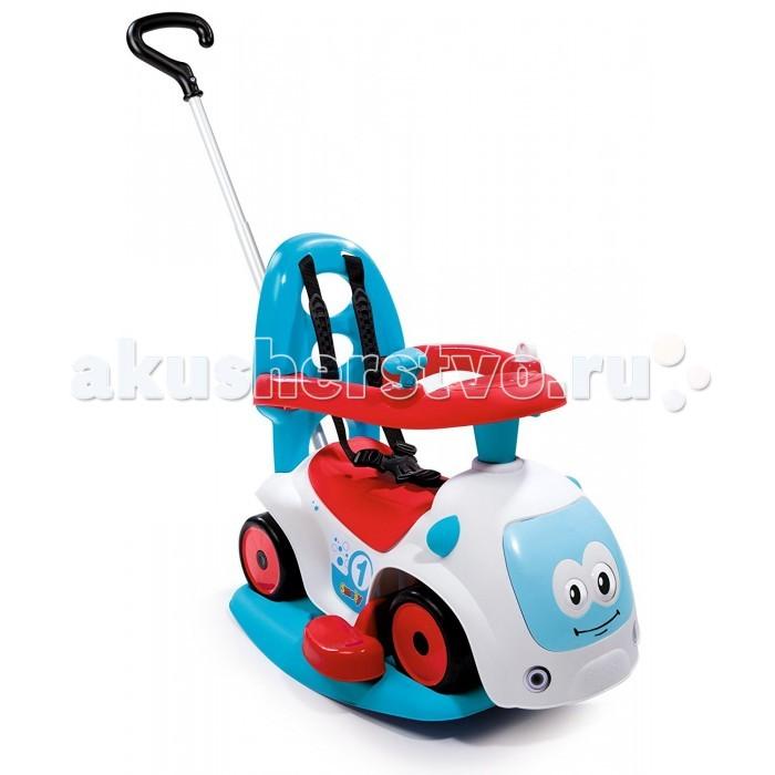 Детский транспорт , Каталки Smoby качалка трансформер Maestro 2 арт: 585681 -  Каталки