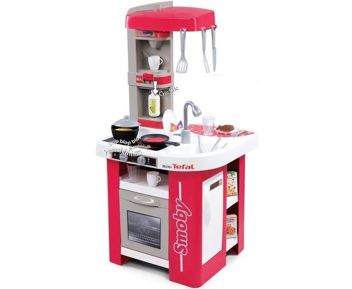 Ролевые игры Smoby Кухня электронная Tefal Studio кухня игрушечная smoby smoby детская игровая кухня cherry электронная
