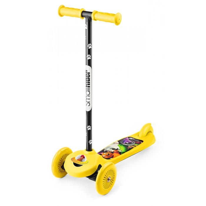 Трехколесный самокат Small Rider Cosmic Zoo Scooter.