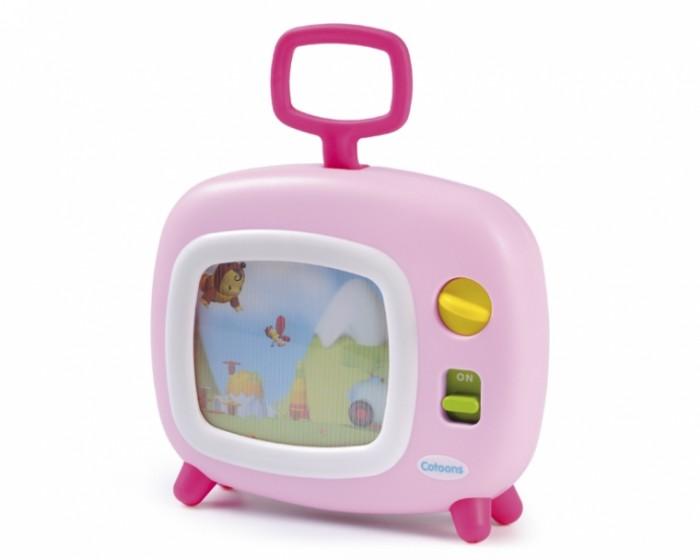 Электронные игрушки Smoby Cotoons Музыкальный телевизор телевизор телефункен