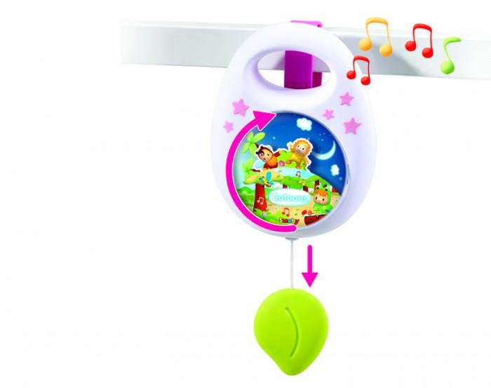 Мобили Smoby Cotoons мобили amico развивающая игрушка подвеска мишка