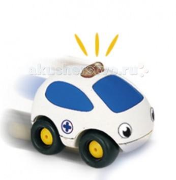 Машины Smoby Электронная мини-машинка Vroom Planet smoby детская горка king size цвет красный