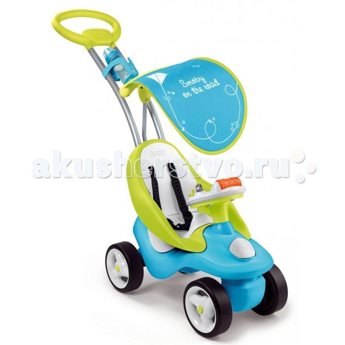 Детский транспорт , Каталки Smoby трансформер детская Bubble Go Neo звук арт: 245704 -  Каталки