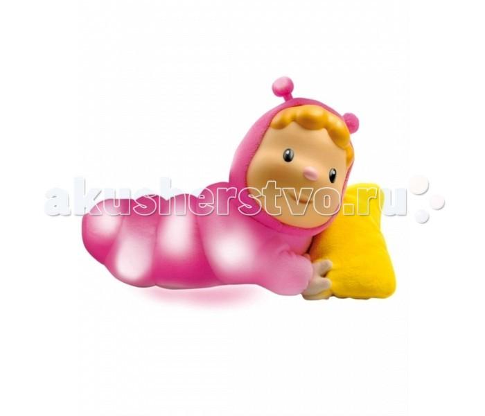 Ночники Smoby Cotoons Кукла-ночник музыкальный инструмент детский smoby smoby набор музыкальных инструментов cotoons