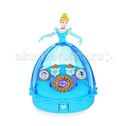 Детская мебель , Шкатулки Smoby Кукла-шкатулка Принцессы Диснея арт: 61486 -  Шкатулки