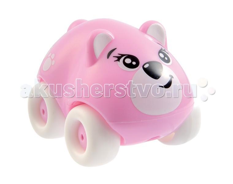Машины Smoby Машинка Animal Planet smoby детская горка king size цвет красный