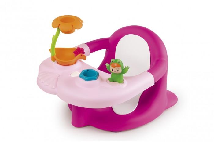 Купание малыша , Горки и сидения для ванн Smoby Стульчик для ванной Cotoons арт: 153523 -  Горки и сидения для ванн