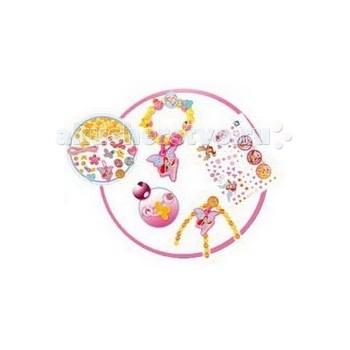Наборы для создания украшений Smoby Украшения Winx игровой набор карусель для создания украшений из бусинок lalaloopsy