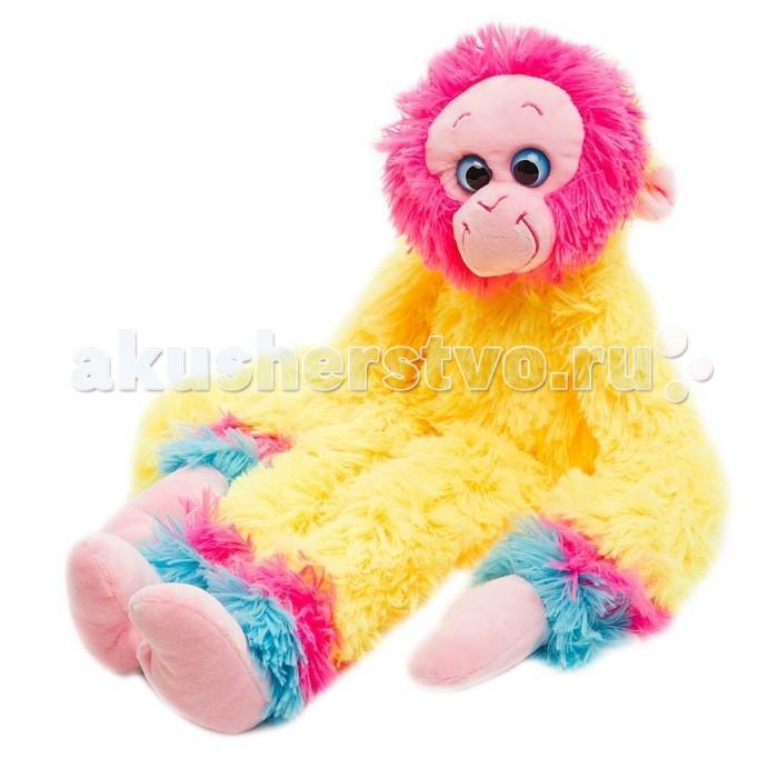 Мягкие игрушки СмолТойс Обезьянка Машка-обнимашка 60 см