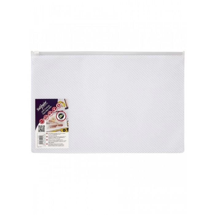 Картинка для Канцелярия Snopake Набор папок на зип-молнии A4 40x27 cм 5 шт.