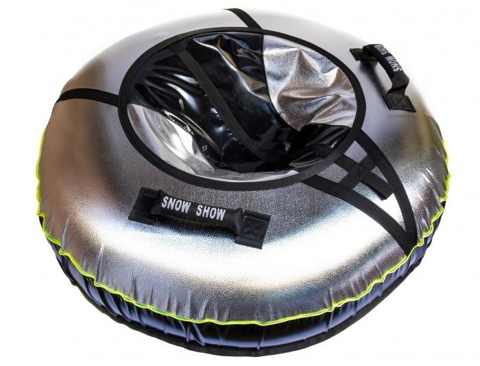 Тюбинги SnowShow Санки надувные RT Neo со светодиодами 105 см