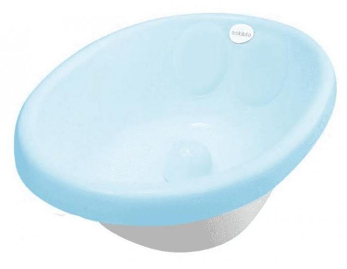 Детские ванночки Sobble Мягкая ванночка термос Marshmallow зефир и пастила corniche маршмеллоу большие mega marshmallow бело розовые 300 г