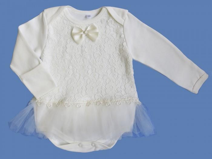 Боди и песочники Soni Kids Боди-платье Л8101011 боди и песочники idea kids боди майка happy puppy 01хп
