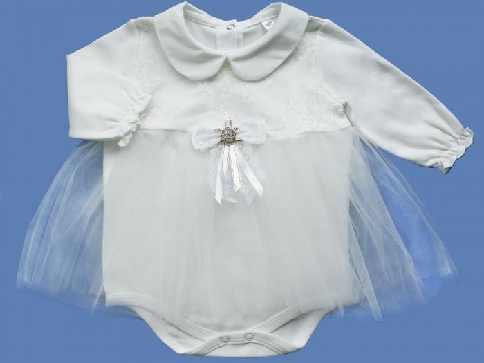 Боди и песочники Soni Kids Боди-платье с юбочкой З7101032 боди и песочники idea kids боди майка happy puppy 01хп