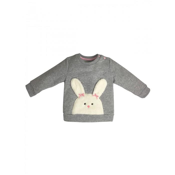 Купить Толстовки и свитшоты, Soni Kids Джемпер для девочки Маленький кролик
