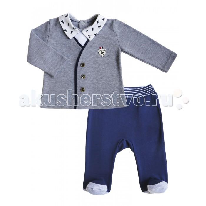 Комплекты детской одежды Soni Kids Комплект для мальчика (джемпер+ползунки) Polo club