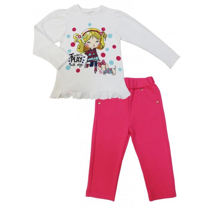 Комплекты детской одежды Soni Kids Комплект (кофточка и брюки) Прогулка с Мими З7121032 комплекты детской одежды soni kids комплект кофточка и брюки прогулка с мими з7121031