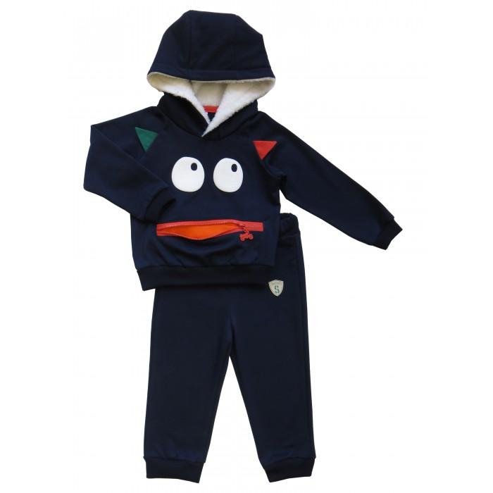Soni Kids Костюм Монстрики толстовка с капюшоном и брюки