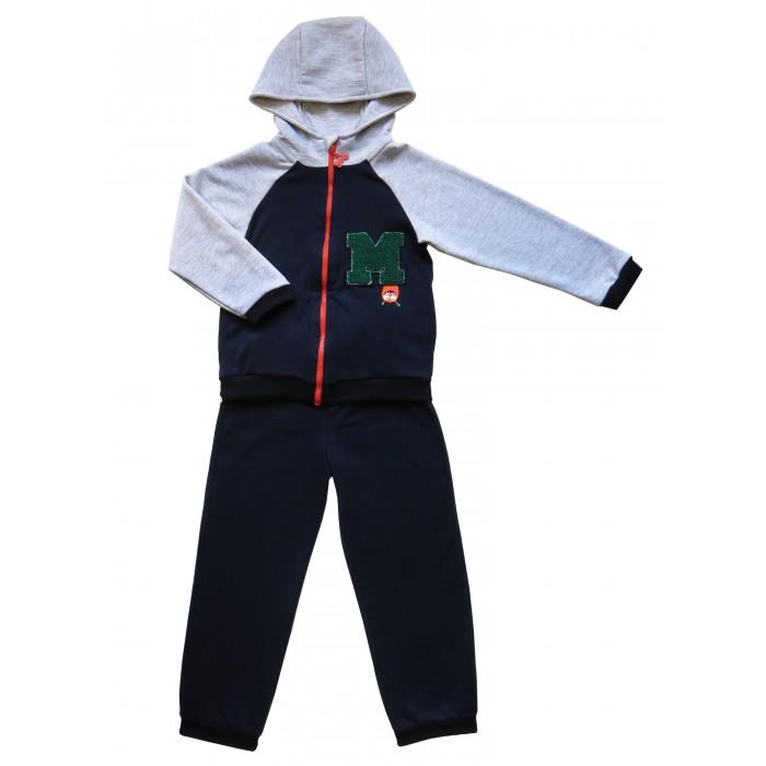Комплекты детской одежды Soni Kids Костюм Монстрики тренировочный soni kids комплект на выписку для девочки soni kids