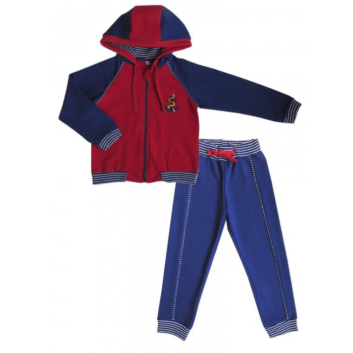 Детская одежда , Комплекты детской одежды Soni Kids Костюм тренировочный Морская коллекция арт: 539616 -  Комплекты детской одежды
