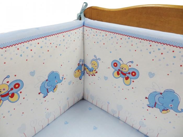 Фото - Комплекты в кроватку Soni Kids Ласковое лето (6 предметов) 20903 комплекты в кроватку soni kids солнечные мишки 7 предметов