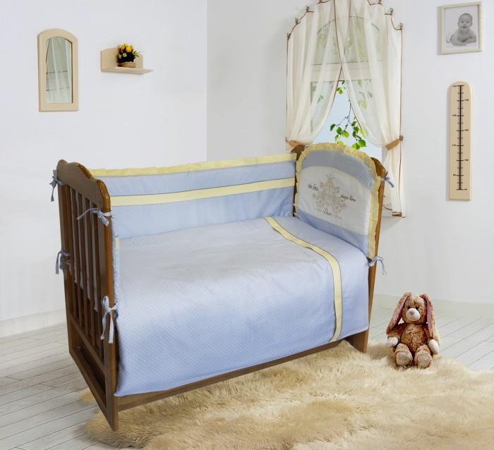 Фото - Комплекты в кроватку Soni Kids Лунная прогулка (6 предметов) 20902 комплекты в кроватку soni kids солнечные мишки 7 предметов