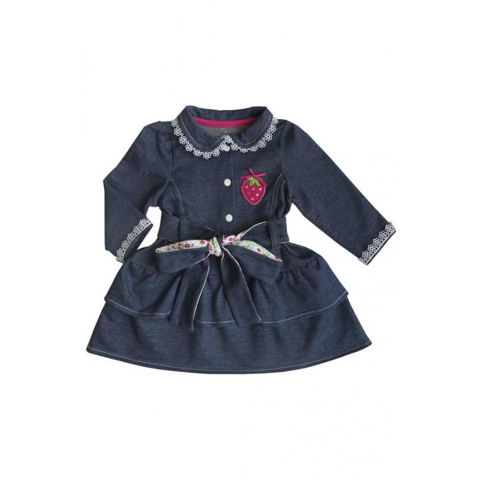 Детские платья и сарафаны Soni Kids Платье Джинсовый садик платья soni kids платье цветик семицветик