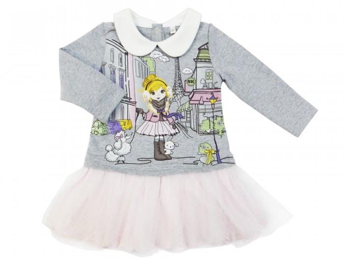 Детские платья и сарафаны Soni Kids Платье Парижские каникулы платья soni kids платье цветик семицветик