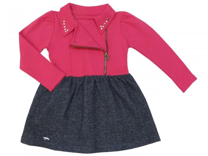 Детская одежда , Детские платья и сарафаны Soni Kids Платье с длинным рукавом Прогулка с Мими арт: 353410 -  Детские платья и сарафаны