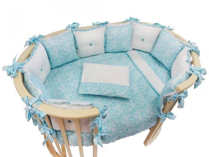 Купить Комплекты в кроватку, Комплект в кроватку Soni Kids Версаль (6 предметов) 20903