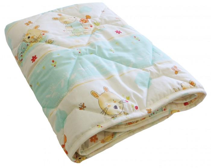 Купить Одеяла, Одеяло Soni Kids Зайчик-садовод 110х140 см