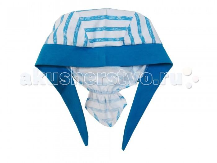 Шапочки и чепчики Soni Kids Бандана Подводный мир пальто из вязаного кролика от soni rakel
