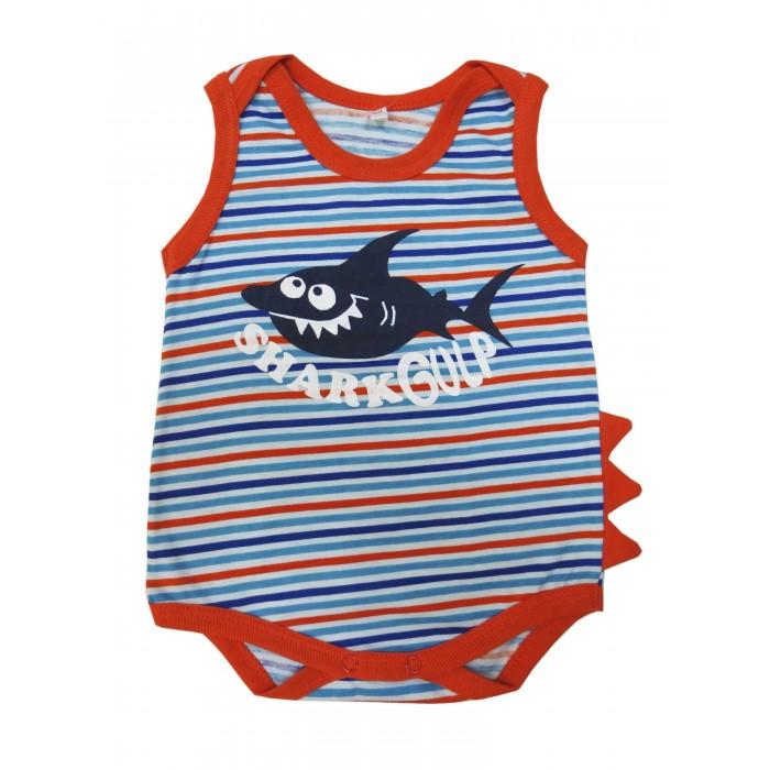 Боди и песочники Soni Kids Боди-майка Веселый Зоопарк комплекты детской одежды soni kids комплект майка и шорты веселый зоопарк