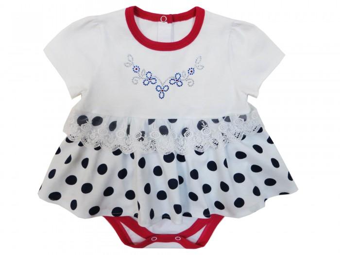 Боди и песочники Soni Kids Боди-платье Каникулы Мари