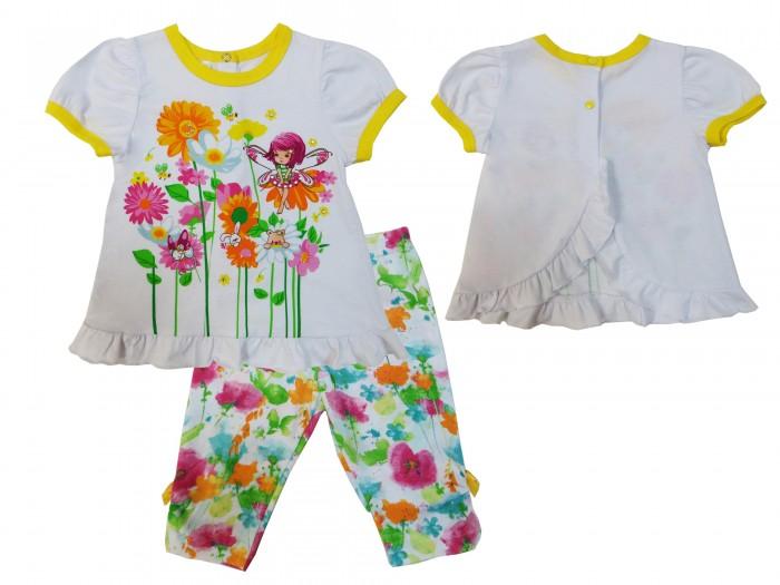 Комплекты детской одежды Soni Kids Комплект (футболка и бриджи) Феечка soni kids бриджи