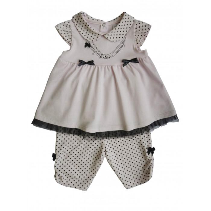 Комплекты детской одежды Soni Kids Комплект (футболка и бриджи) Гламур нельс гламур зимний комплект леопард где в омске