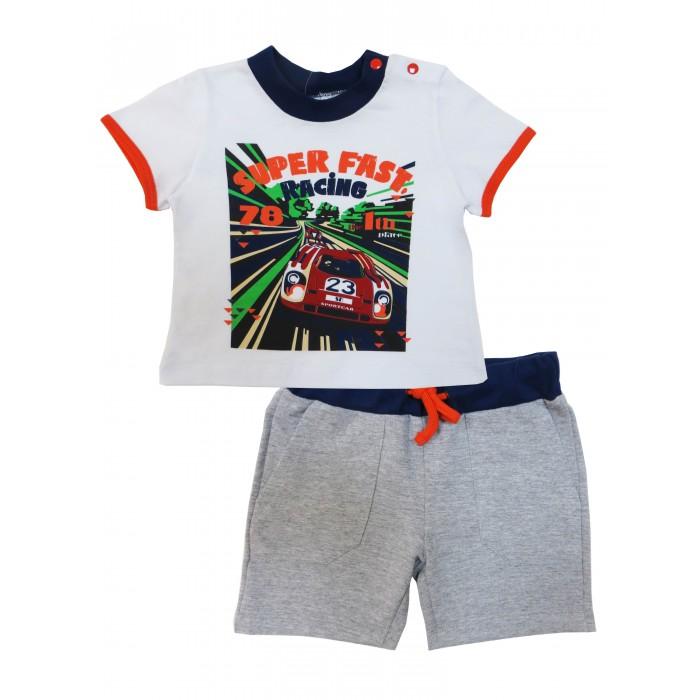 Комплекты детской одежды Soni Kids Комплект (футболка и бриджи) Гонщик soni kids бриджи