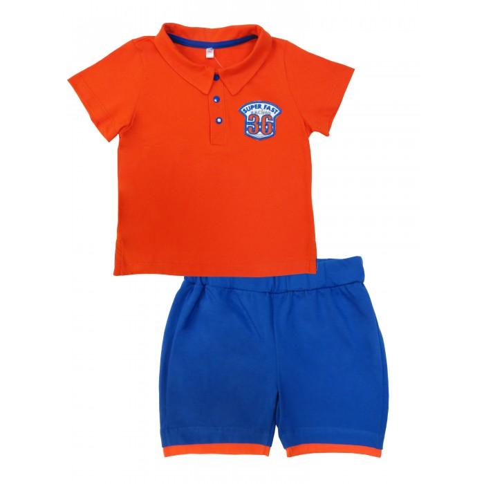 Комплекты детской одежды Soni Kids Комплект (футболка и шорты) Веселый Зоопарк комплекты детской одежды soni kids комплект майка и шорты веселый зоопарк