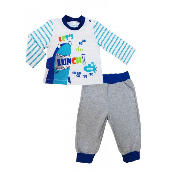 Комплекты детской одежды Soni Kids Комплект (лонгслив и штаны) Подводный мир комплекты детской одежды soni kids комплект майка и шорты веселый зоопарк