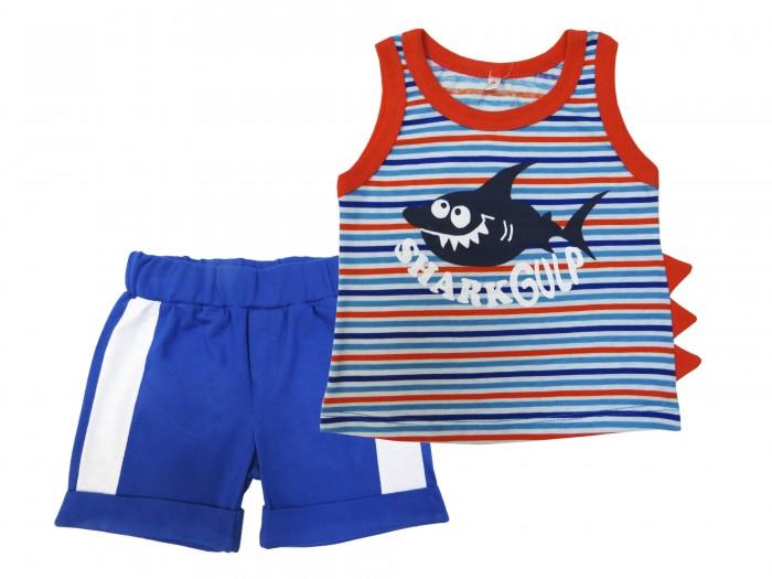 Комплекты детской одежды Soni Kids Комплект (майка и шорты) Веселый Зоопарк комплекты детской одежды soni kids комплект майка и шорты веселый зоопарк