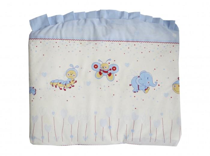 бортики в кроватку idea kids кролики Бортики в кроватку Sonia Kids Ласковое лето 20301