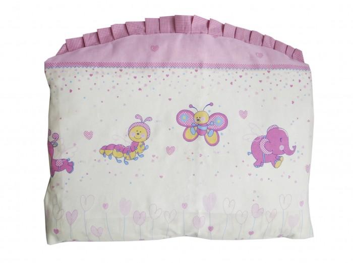 Постельные принадлежности , Бортики в кроватку Soni Kids Ласковое лето 20301 арт: 322159 -  Бортики в кроватку