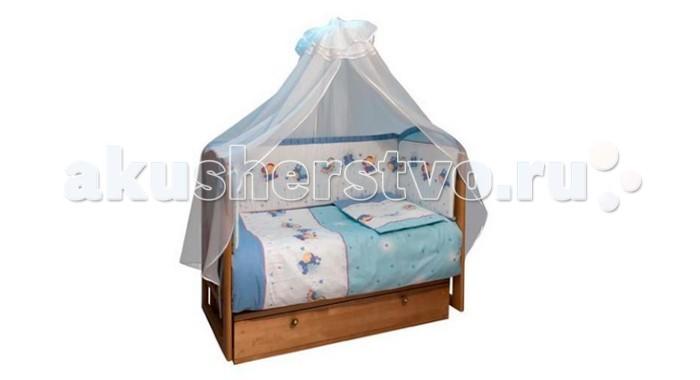 Бампер для кроватки Soni Kids Ласковое лето