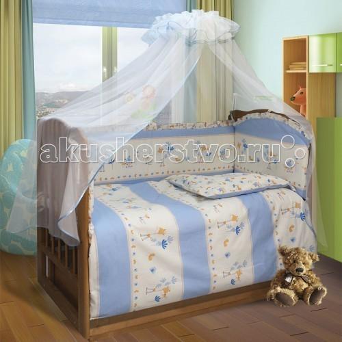 Фото - Комплекты в кроватку Soni Kids Маленький секрет (7 предметов) комплекты в кроватку soni kids солнечные мишки 7 предметов
