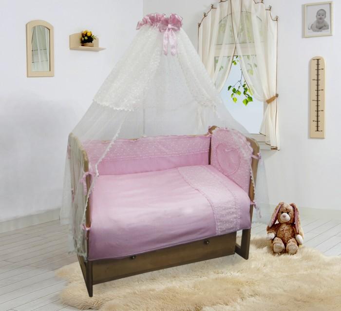 Комплект в кроватку Soni Kids Нарядный (7 предметов)