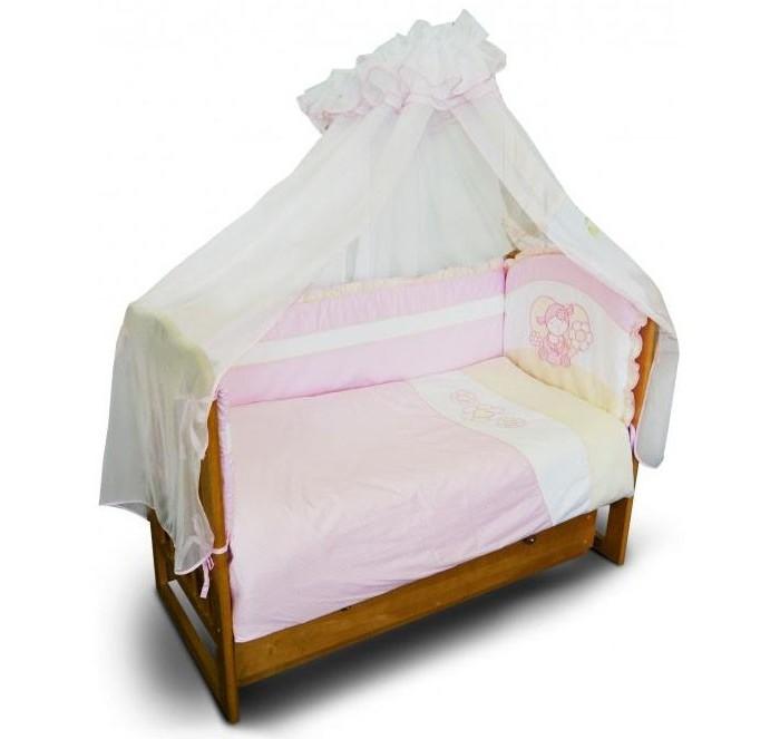 Комплекты в кроватку Soni Kids Овечка (7 предметов) комплекты в кроватку ангелочки 5711 7 предметов